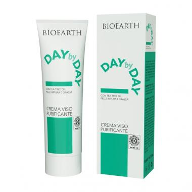 Day by Day Crema Viso Purificante - Bioearth<br />50 ml