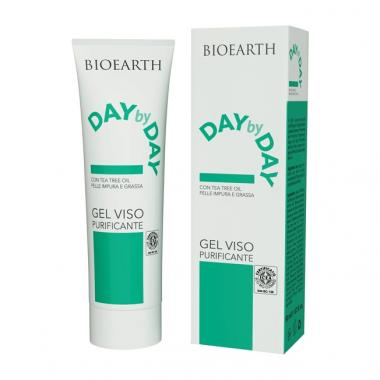 Day by Day Gel Viso Purificante - Bioearth<br />50 ml