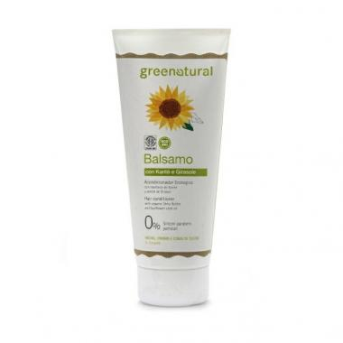 Balsamo con Karitè e Girasole 200ml - Green Natural