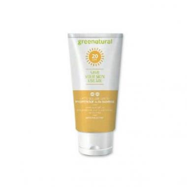 Latte Solare Spf 20 - Green Natural