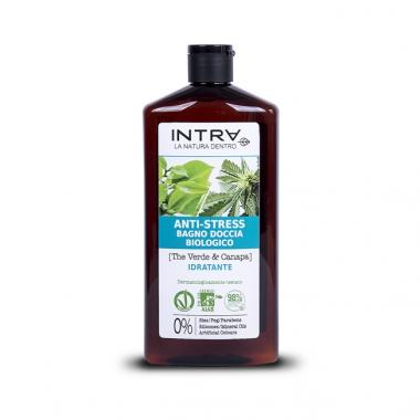 Bagno Doccia Anti-Stress The Verde & Canapa - Intra