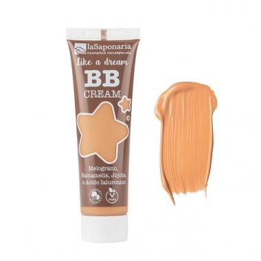 BB cream n°3 (GOLD) - La Saponaria