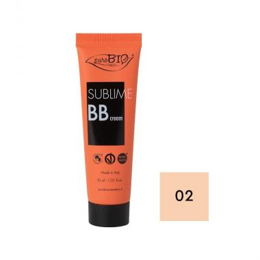BB Cream Sublime n.2 - PuroBio Cosmetics