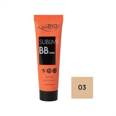 BB Cream Sublime n.3 - PuroBio Cosmetics