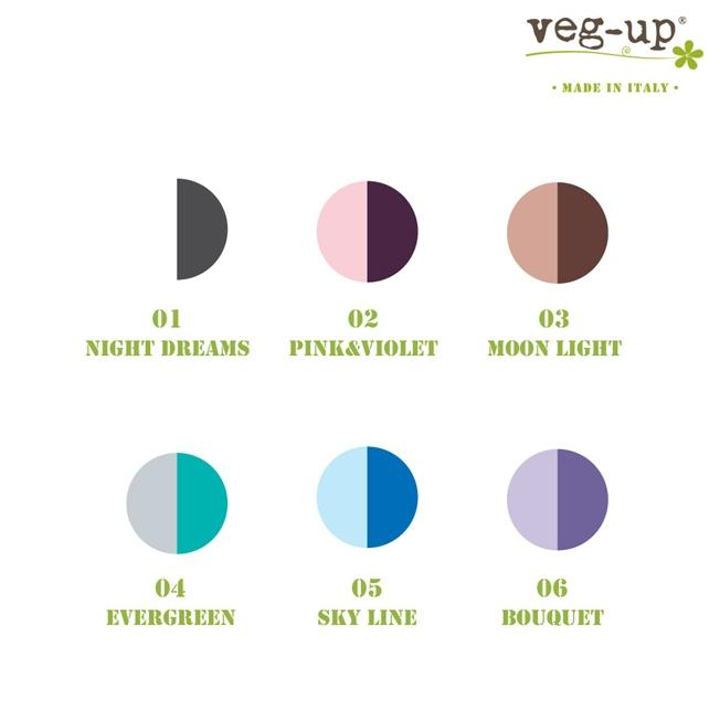 Compact Eyeshadow Duo Sky Line 05 - Veg Up